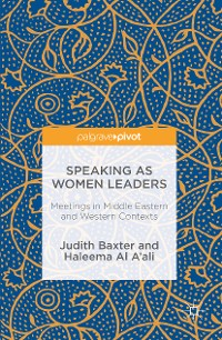 Cover Speaking as Women Leaders