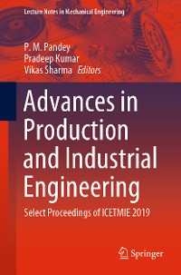 Cover Advances in Production and Industrial Engineering