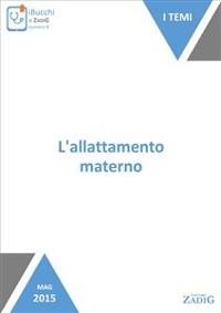 Cover L'allattamento materno