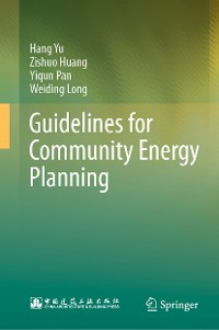 Cover Guidelines for Community Energy Planning