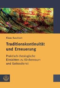 Cover Traditionskontinuität und Erneuerung
