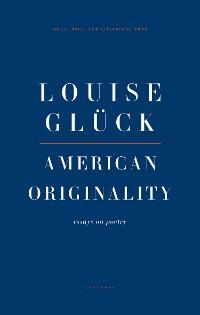 Cover American Originality