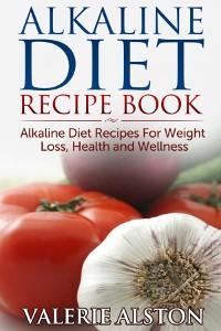 Cover Alkaline Diet Recipe Book
