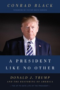 Cover A President Like No Other
