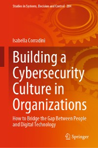 Cover Building a Cybersecurity Culture in Organizations