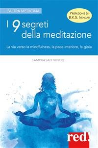 Cover I 9 segreti della meditazione
