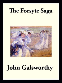 Cover The Forsyte Saga