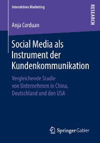 Cover Social Media als Instrument der Kundenkommunikation