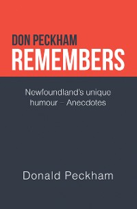Cover Don Peckham Remembers