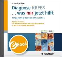 Cover Diagnose KREBS ... was mir jetzt hilft