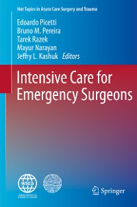 Cover Intensive Care for Emergency Surgeons