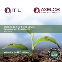 Cover Building an ITIL-based Service Management Department [PDF]