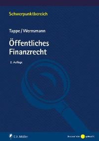 Cover Öffentliches Finanzrecht