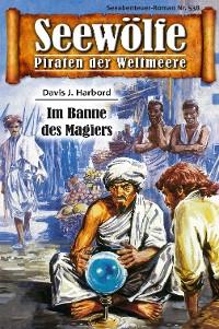 Cover Seewölfe - Piraten der Weltmeere 538