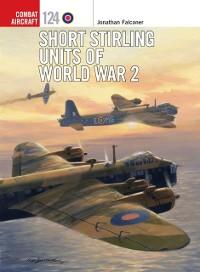 Cover Short Stirling Units of World War 2