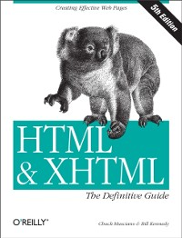 Cover HTML & XHTML: The Definitive Guide