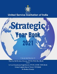 Cover Strategic Yearbook 2021