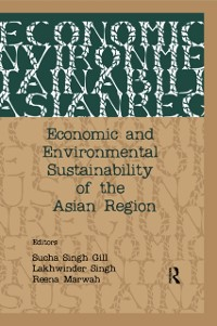 Cover Economic and Environmental Sustainability of the Asian Region