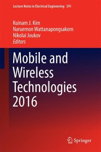 Cover Mobile and Wireless Technologies 2016