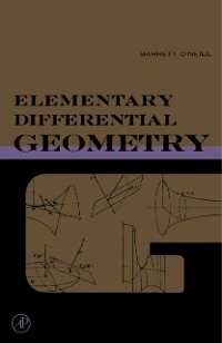 Cover Elementary Differential Geometry