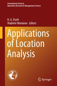 Cover Applications of Location Analysis