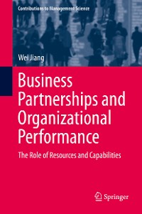 Cover Business Partnerships and Organizational Performance
