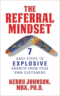 Cover The Referral Mindset