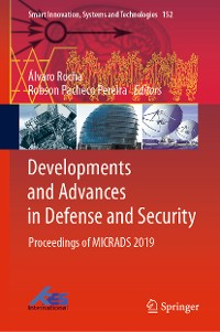 Cover Developments and Advances in Defense and Security