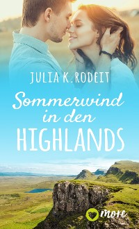 Cover Sommerwind in den Highlands