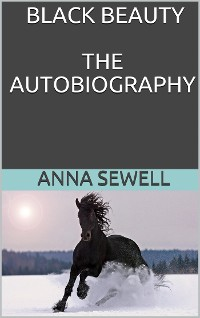 Cover Black beauty the autobiography of a horse