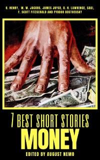 Cover 7 best short stories - Money