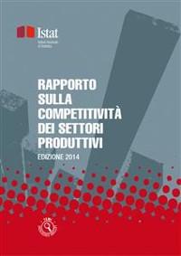 Cover Rapporto sulla competitività dei settori produttivi