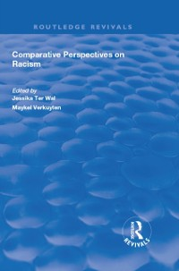 Cover Comparative Perspectives on Racism