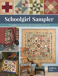 Cover Schoolgirl Sampler