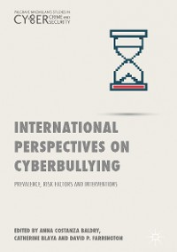 Cover International Perspectives on Cyberbullying