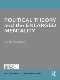 Cover Political Theory and the Enlarged Mentality