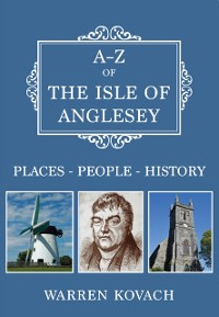 Cover A-Z of the Isle of Anglesey