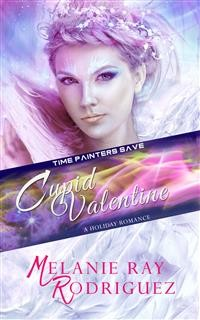 Cover Time Painters Save Cupid Valentine