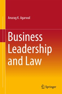 Cover Business Leadership and Law