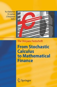 Cover From Stochastic Calculus to Mathematical Finance