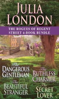 Cover Rogues of Regent Street 4-Book Bundle