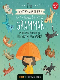 Cover The Know-Nonsense Guide to Grammar