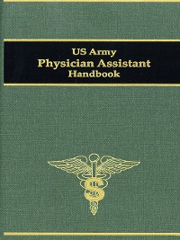 Cover US Army Physician Assistant Handbook