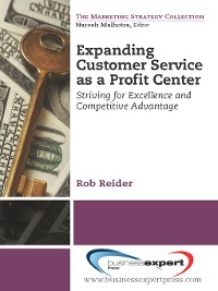 Cover Expanding CustomerService as a Profit Center