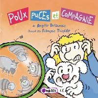 Cover Poux puces et compagnie