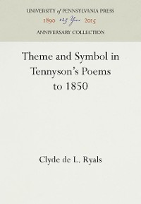Cover Theme and Symbol in Tennyson's Poems to 1850