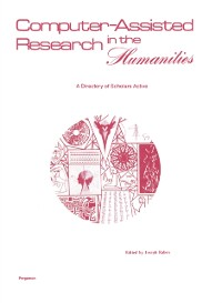 Cover Computer-Assisted Research in the Humanities