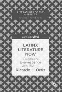 Cover Latinx Literature Now