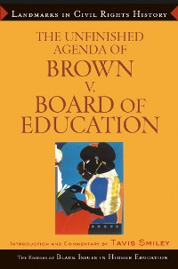 Cover The Unfinished Agenda of Brown v. Board of Education