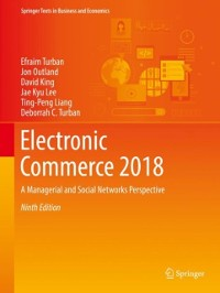Cover Electronic Commerce 2018
